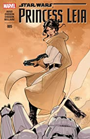 Princess Leia (2015) #5 (of 5) (Star Wars - Princess Leia) (English Edition)