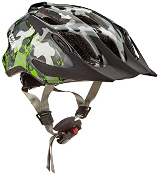 Abus 725609 - Casco Grey Camouflage S