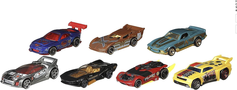por 1/Coche selecci/ón al Azar Hot Wheels Mattel dwd02/Limited Car DC Justice League