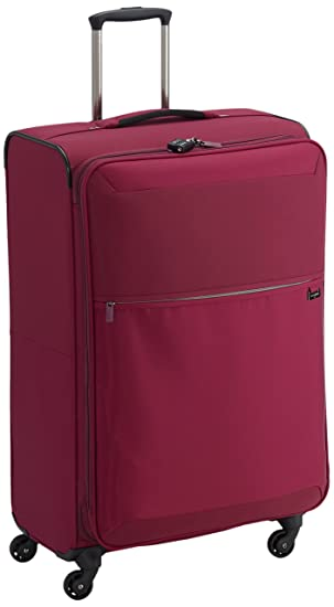 Samsonite Short-Lite Spinner 77/28 Exp Maletas y trolleys, 77 cm, 108 L, Morado (Morado): Amazon.es: Equipaje