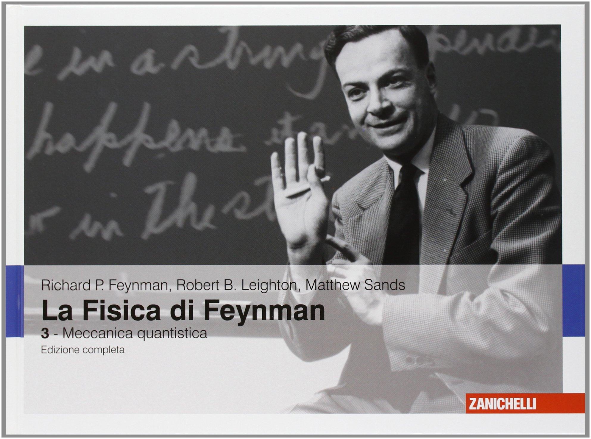 La Fisica Di Feynman Pdf