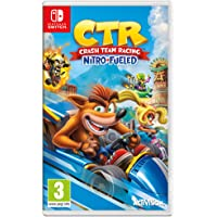 Crash Team Racing Nitro-Fueled - Nintendo Switch (Nintendo Switch)