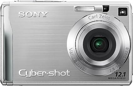 amazon com sony cybershot dscw200 12 1mp digital camera with 3x rh amazon com Sony W810 vs W200 Sony W900