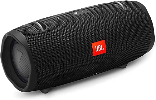 JBL Xtreme 2 Portable Waterproof Wireless Bluetooth Speaker – Black Renewed