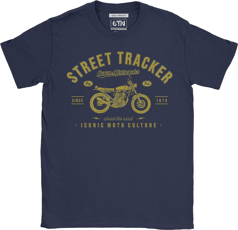 6TN T-shirt de moto pour homme