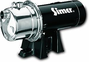 Simer 4810S 1 HP Shallow Well Jet Pump