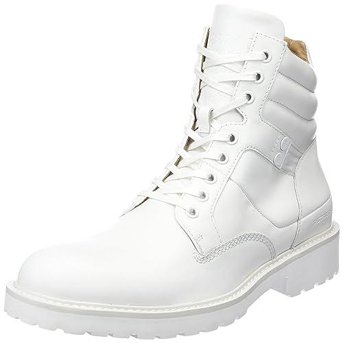 G-Star Raw Tanker Boot - Zapatillas para Hombre, Color Blanco, Talla 40: Amazon.es: Zapatos y complementos