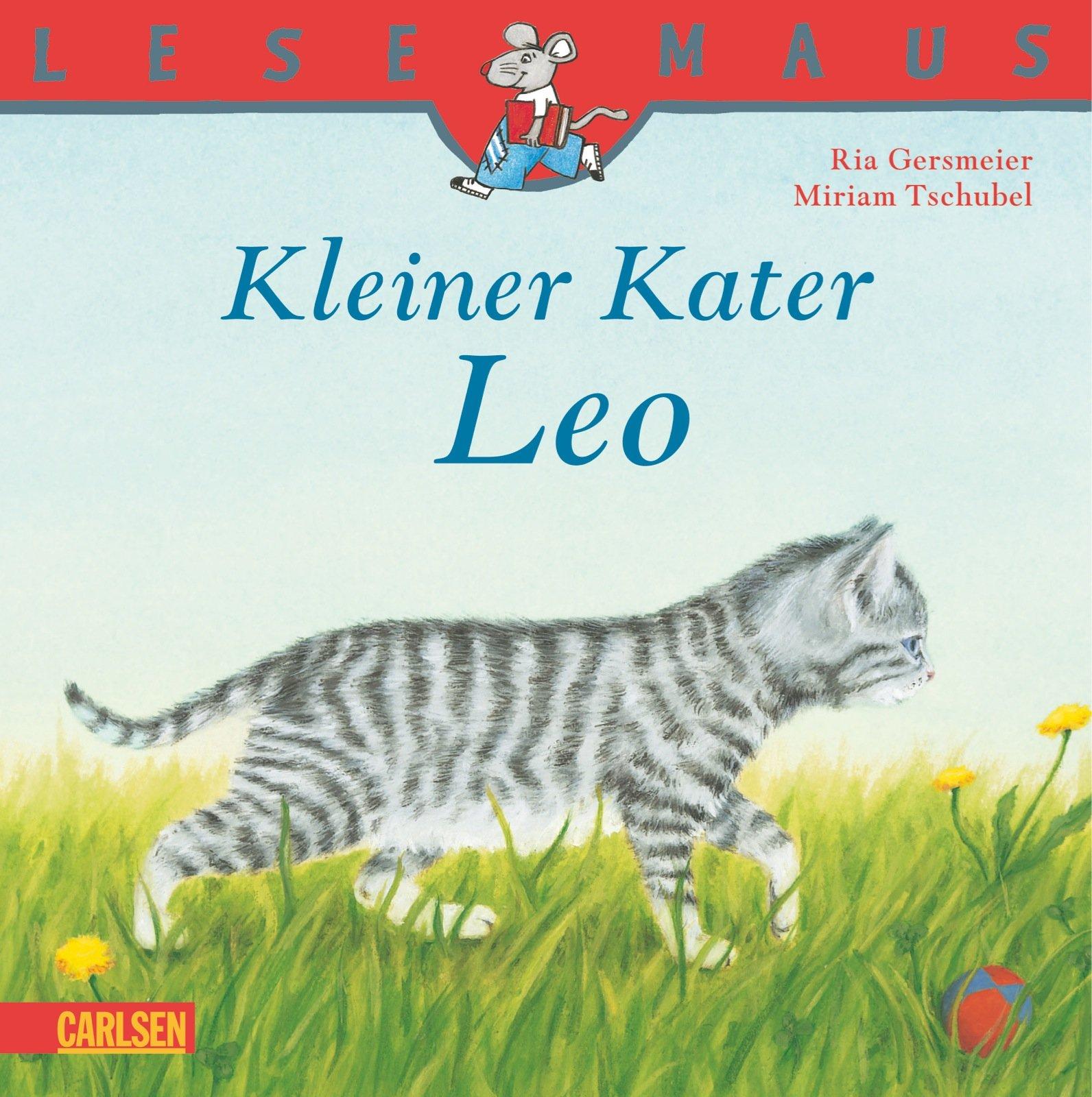LESEMAUS, Band 75: Kleiner Kater Leo