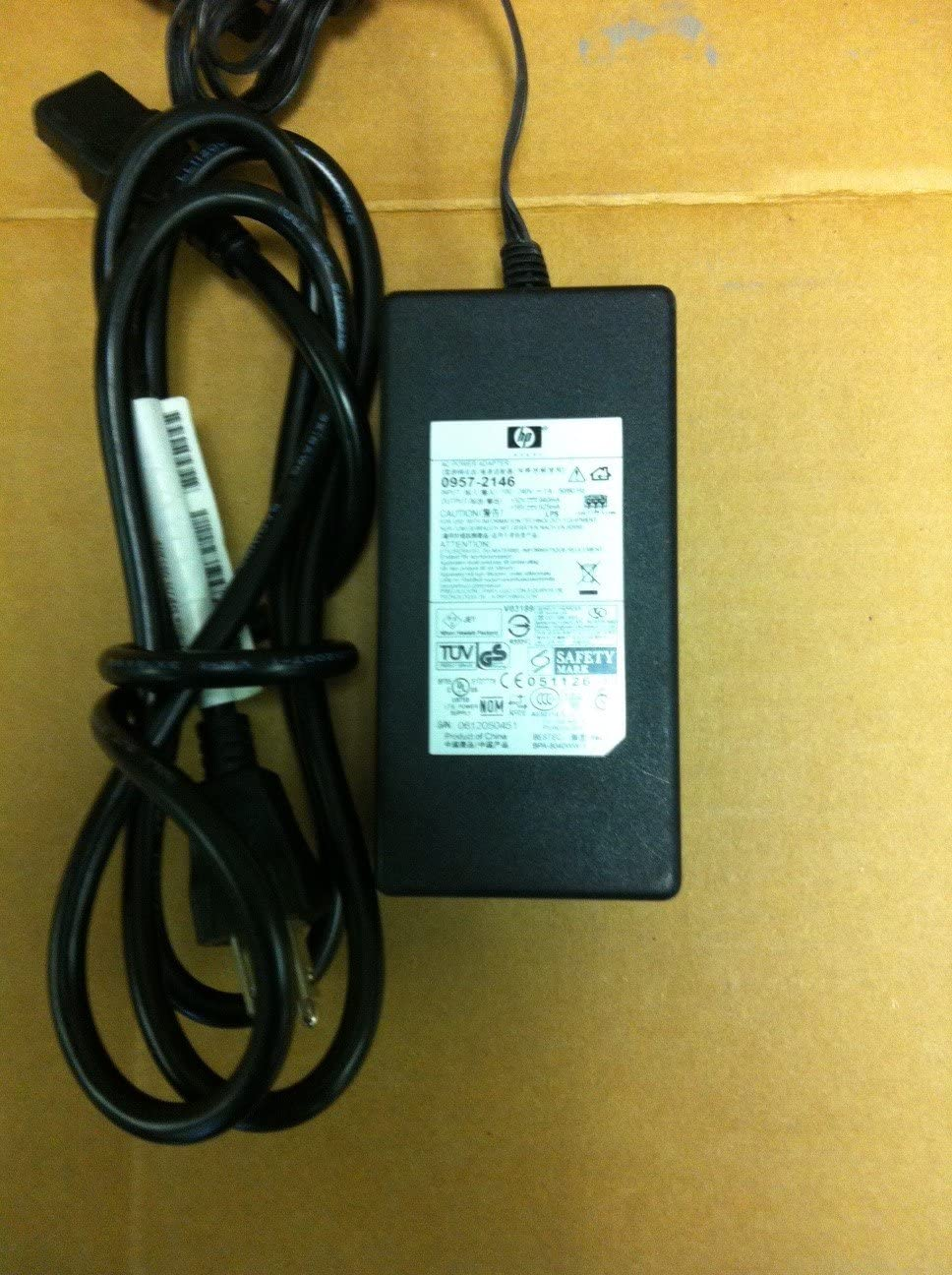 HP AC Power Adapter 0957-2146
