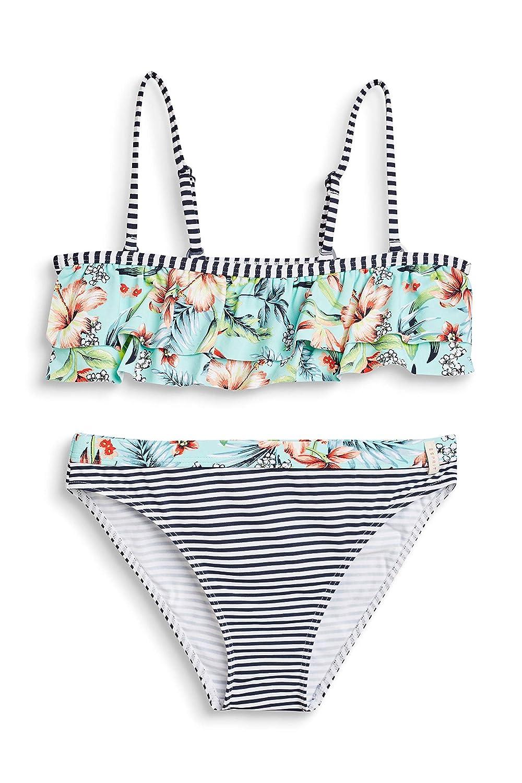 ESPRIT Womens South Beach Bandeau Padded Bikini Top