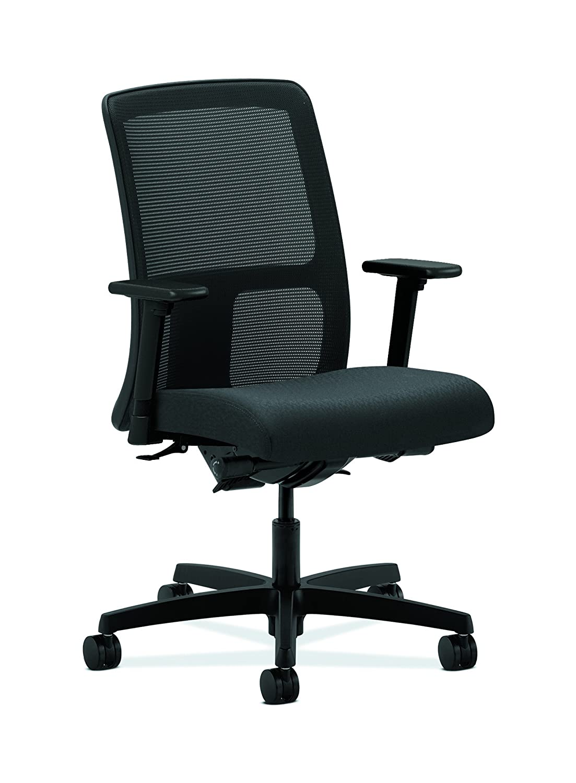 HON HONIT201CU49 Ignition Low-Back Chair Espresso CU49
