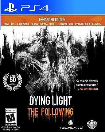 amazon dying light the following enhanced edition 輸入版 北米