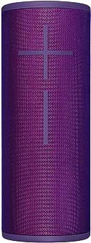 Oferta amazon: Ultimate Ears Megaboom 3 Altavoz Portátil Inalámbrico Bluetooth, Graves Profundos, Impermeable, Flotante, Conexión Múltiple, Batería de 20 h, color Viola