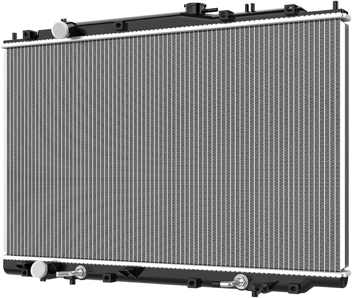 Radiator for 1999-2004 Honda Odyssey EX EX-L Cargo LX 3.5L V6 ...