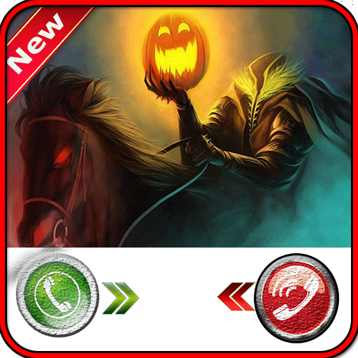 Halloween Calling - Happy Day New Calling Phone ()