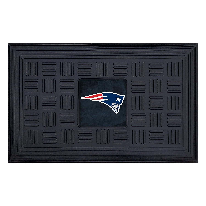 Fanmats New England Patriots Medallion Door Mat