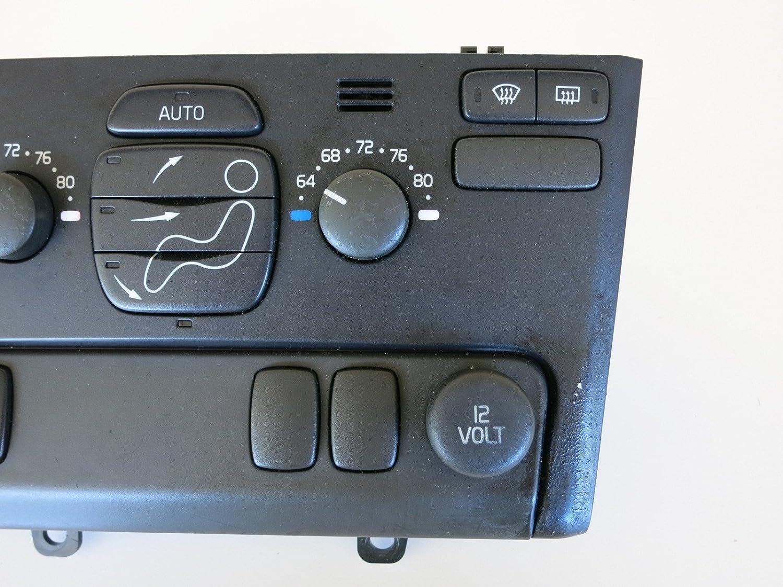 Volvo XC90 climate control unit a/c heater temperature ATC