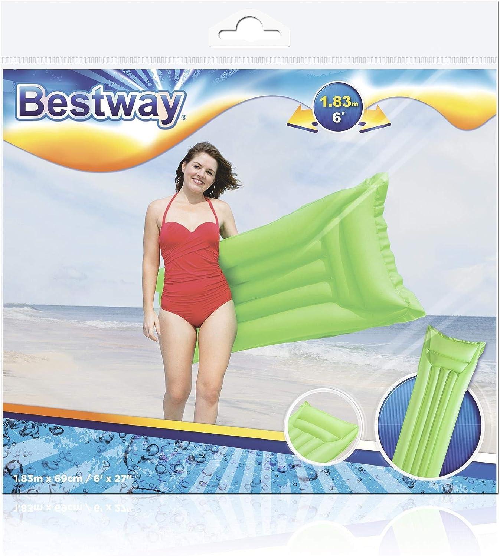 BESTWAY 36163 - Flotador Hinchable Arcoiris Colorido 115 cm ...