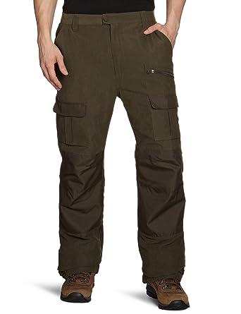 Gamo Pantalones de caza para hombre, tamaño 56 UK, color verde: Amazon.es: Ropa y accesorios