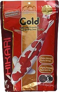 Hikari Usa Inc AHK02242 Gold 17.60z Mini