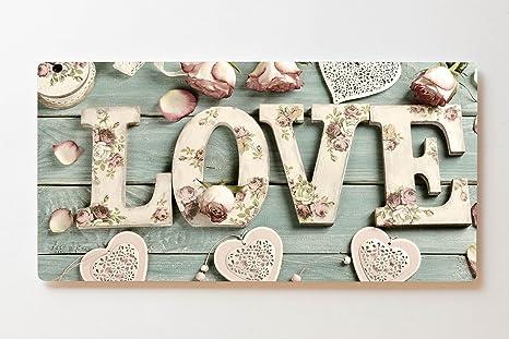 Lightclub-Shop.de 186 Love - Pizarra magnética (120 x 60 cm ...