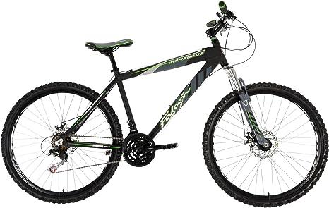 Falcon Renegade - Bicicleta de montaña para Hombre, Talla L (173-182 cm), Color Azul: Amazon.es: Deportes y aire libre