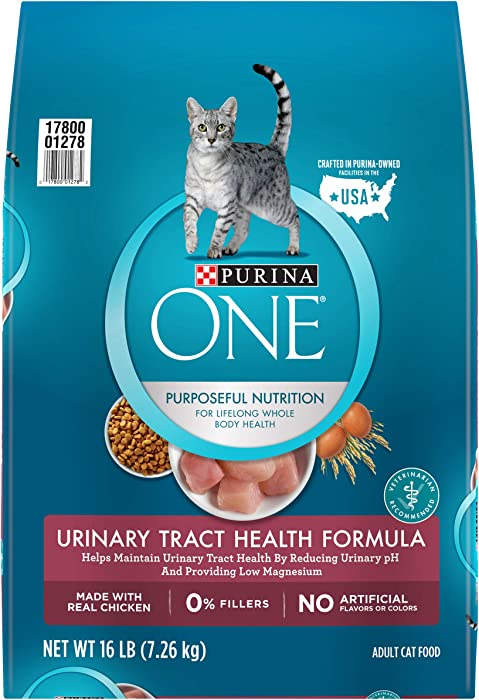 Purina ONE Urinary Tract Health Formula Adult Cat Food