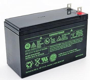 Generac Generator Replacement Battery 0G9449 1/4