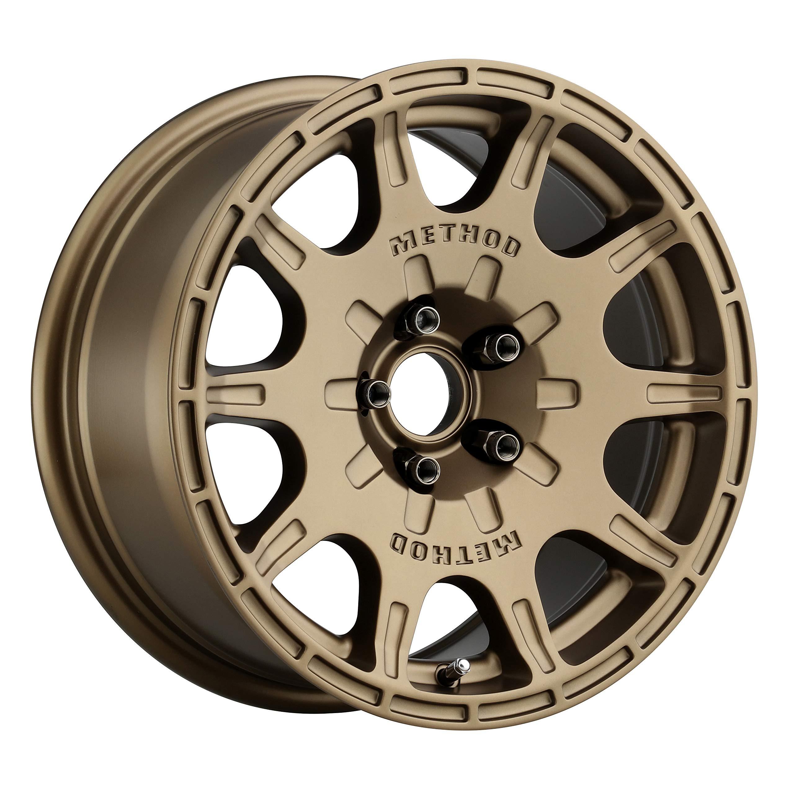 2017-2018 2.0 Matte Black for Polaris RANGER RZR XP 4 1000 HIGH LIFTER Edit 4//156 Method Race Wheels Mesh Wheel 14x7 5.0