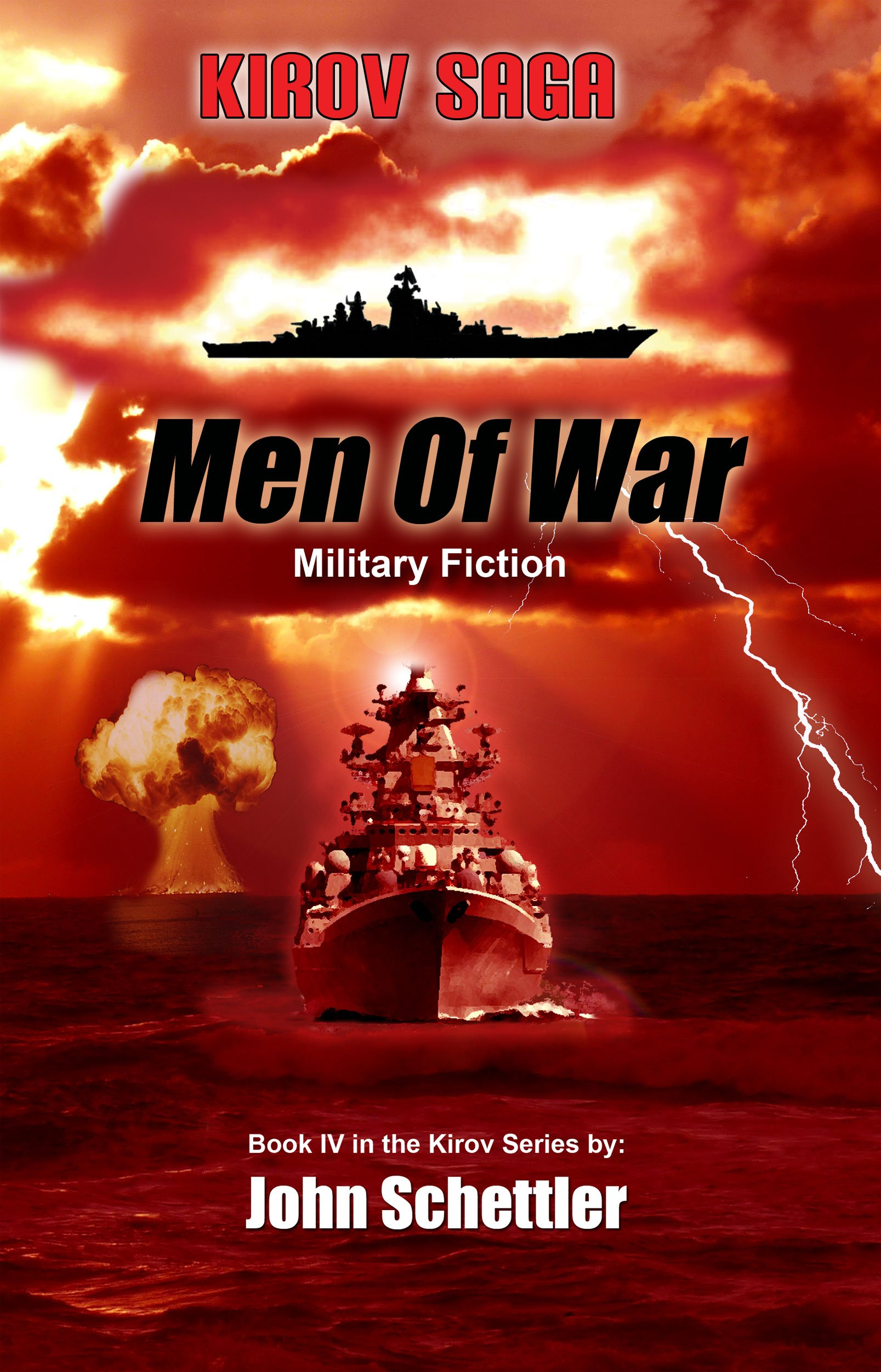 Kirov Saga  Men Of War  Kirov Series Book 4   English Edition