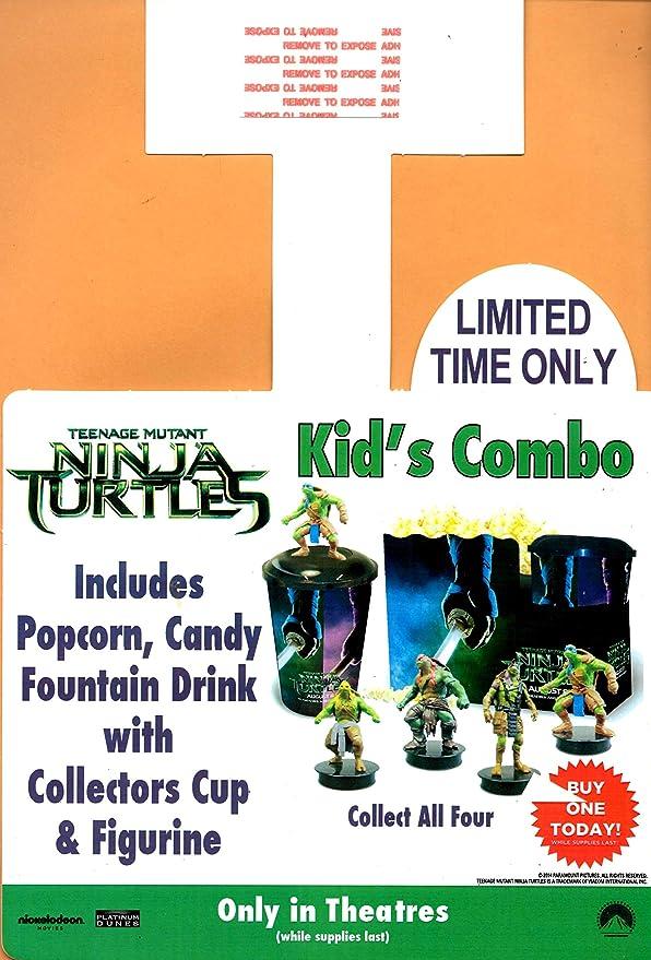 Teenage Mutant Ninja Turtles 2014 Theater Exclusive ...