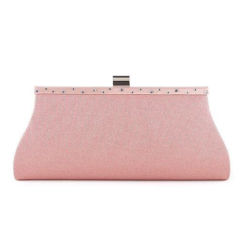 Farfalla 90542 - Cartera de mano para mujer rosa rosa: Amazon.es: Zapatos y complementos