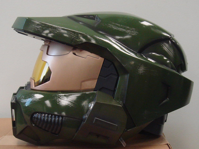 Rubies - Máscara de Jefe Maestro de Halo 3 para adulto: Rubies: Amazon.es: Juguetes y juegos