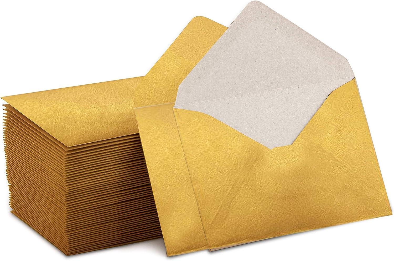 Extra gift card envelopes