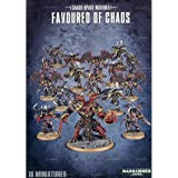 Warhammer 40,000 40K Chaos Space Marines Favoured of Chaos