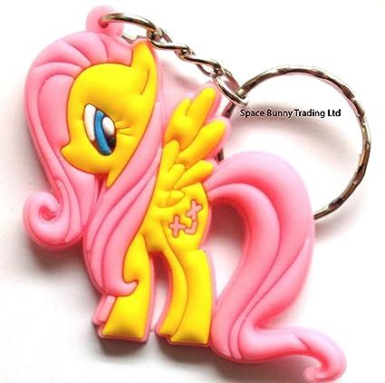 My Little Pony Fluttershy Llavero / Dije Para Bolso ...