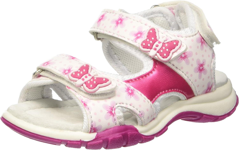 BATA Baby Girls' 2611192 Sandals, White