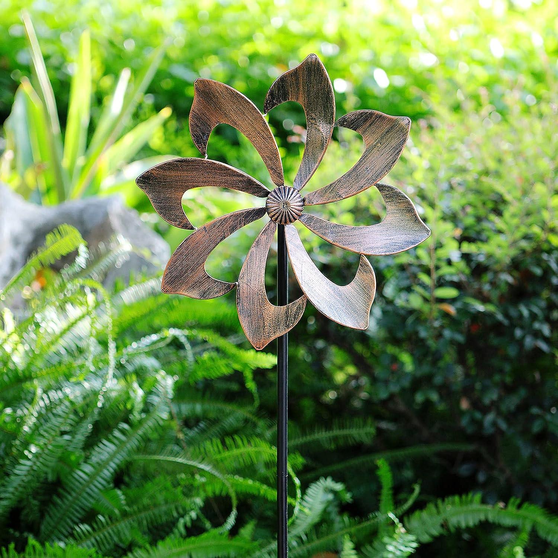 SFgift Wind Spinner Copper 61