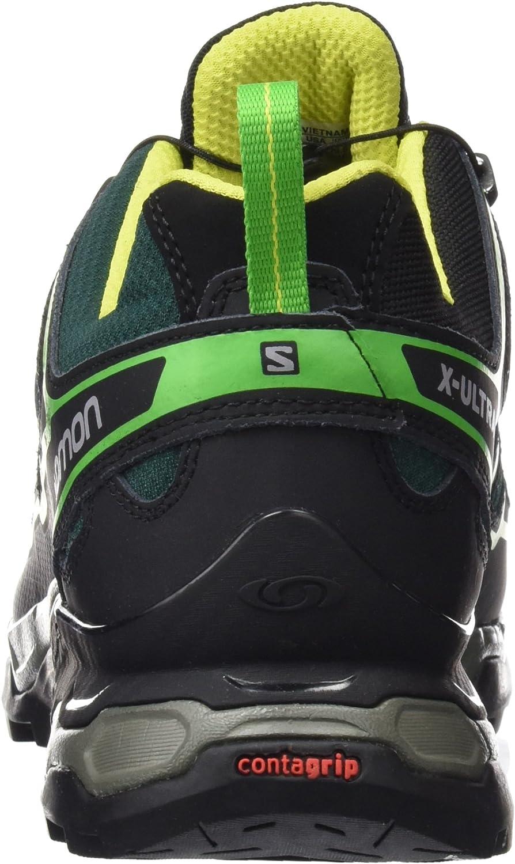 SALOMON L39184000, Chaussures de Randonnée Basses Homme