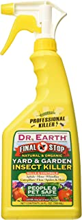 product image for Dr. Earth 8003 Ready to Use Yard and Garden Insect Killer, 24-Ounce