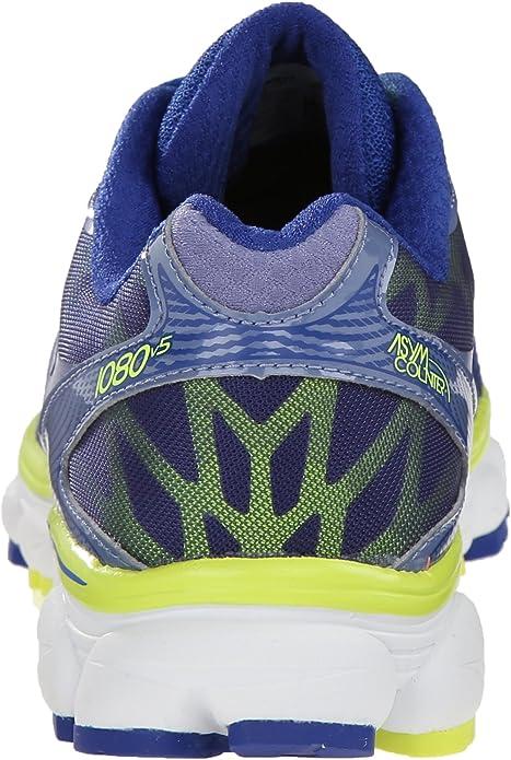 New Balance 1080 D V5 - Zapatillas de Running de Material sintético Mujer, Color Azul, Talla 36: Amazon.es: Zapatos y complementos