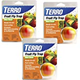 Terro 2500 Fruit Fly Trap (3 Pack)