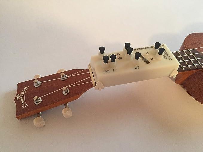 Ukelele Chord Changer y Set de Songbook: Amazon.es: Instrumentos ...