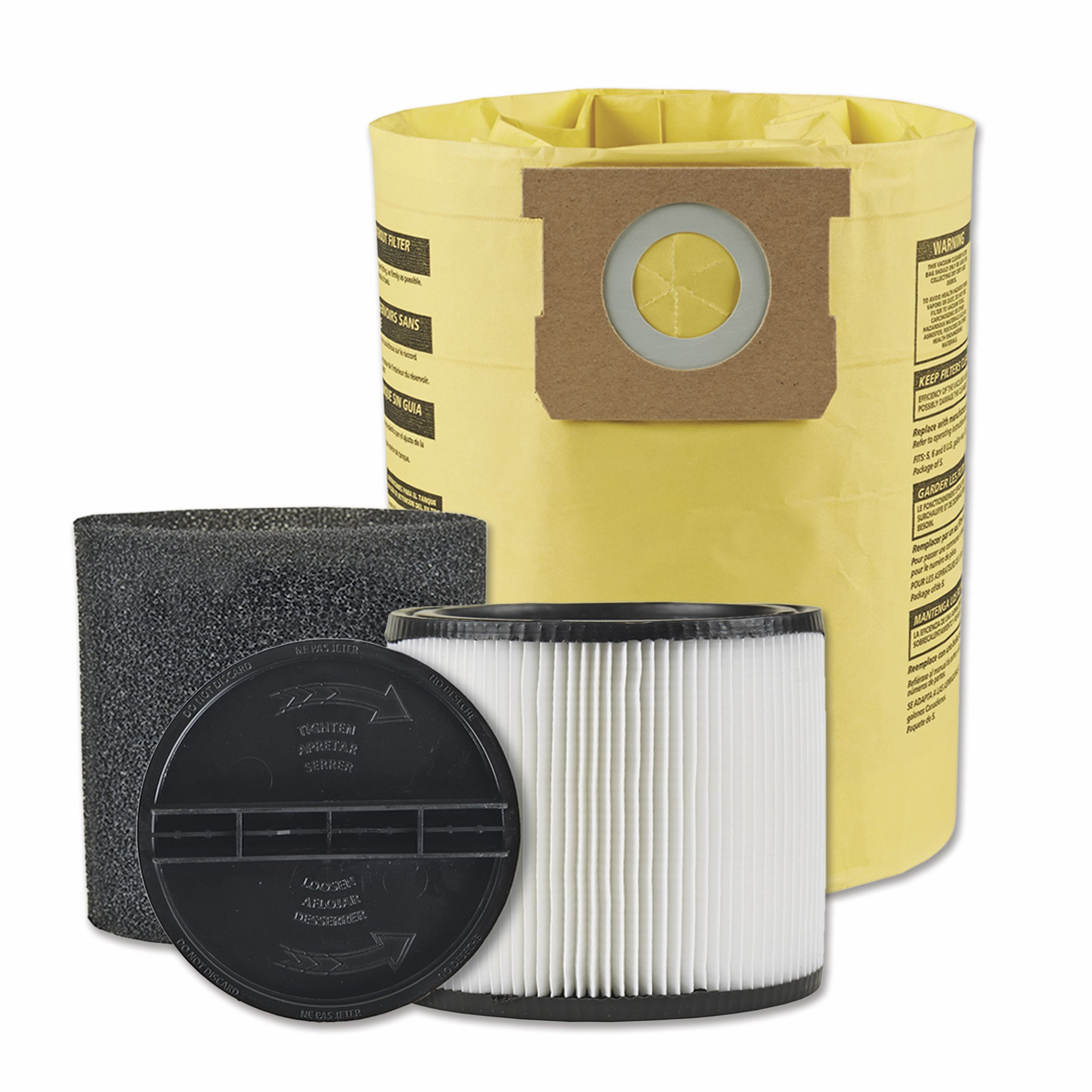Shop-Vac 9604610 6.5 Peak HP wet Dry Vacuum with Built in Pump, 16-Gallon by Shop-Vac (Image #7)