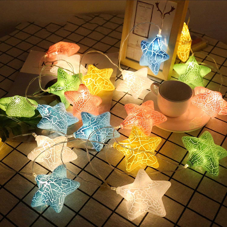 3D fairy string lights