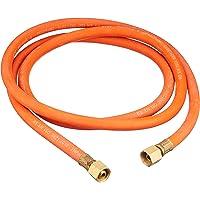 Silverline 633926 - Manguera para gas con conectores