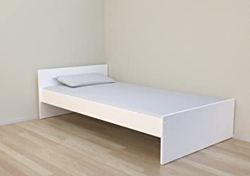 Best For Kids Simple Cuna 90 x 200 cm Color Blanco Incluye ...