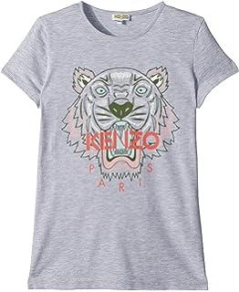 e5b0dd71 Amazon.com: Kenzo Kids Baby Girl's Printed Tiger Graphic Tee (Infant ...