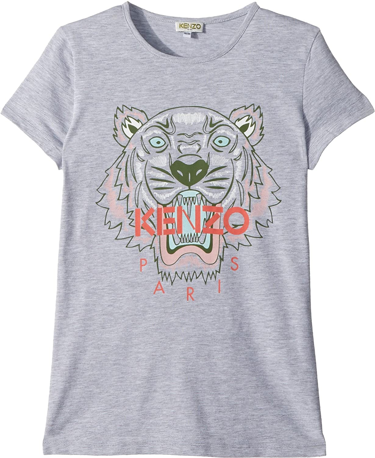 35d2ace2 Top6: Kenzo Kids Womens Tee Shirt Classic Tiger (Toddler/Little Kids)