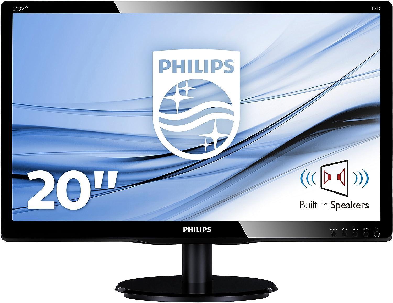 Philips 200V4LAB2/00 - Monitor de 19.5